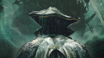 Long John Silver —La légende audio