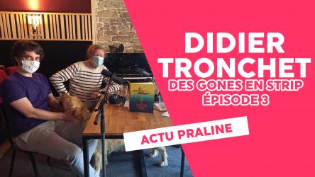 Le Chanteur perdu de Didier Tronchet vue par un libraire