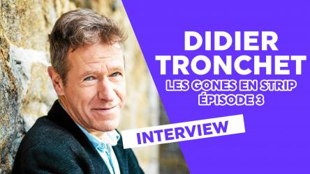 Rencontre avec Didier Tronchet, auteur du Chanteur Perdu