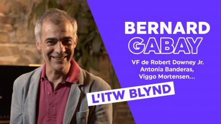 Interview de Bernard Gabay, la voix de London Donovan