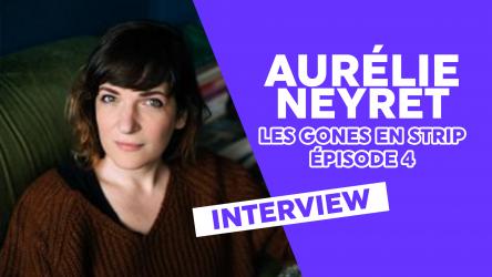 Rencontre avec Aurélie, dessinatrice de Lulu et Nelson